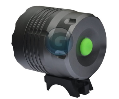 gelectron lampe forte intensit sur batterie 3800 lumens s 39 by bikes. Black Bedroom Furniture Sets. Home Design Ideas