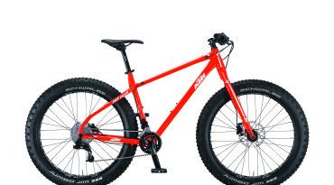 Vélo Fat bike KTM