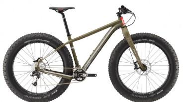 Vélo Fat Bike Cannondale