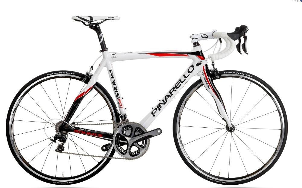 kit cadre pinarello paris 55 s 39 by bikes. Black Bedroom Furniture Sets. Home Design Ideas